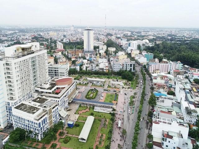 """Thành phố Biên Hòa đang phát triển rất nhanh và hứa hẹn trở thành một """"đối trọng"""" của TPHCM."""