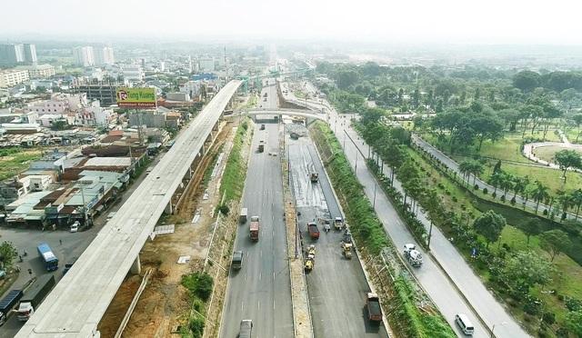 Tuyến metro Bến Thành - Suối Tiên được kéo dài đến thành phố Biên Hòa sẽ tạo động lực cho thị trường bất động sản phát triển.