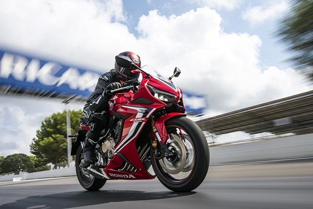 Honda CBR650R phiên bản 2019