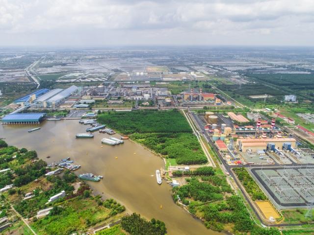Cụm công nghiệp Khí - Điện - Đạm Cà Mau