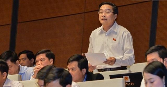 Đại biểu Nguyễn Minh Sơn (Tiền Giang).