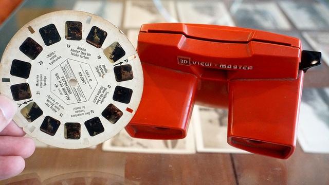 Ngắm món đồ chơi thực tế ảo đầu tiên của nửa thế kỷ trước tại Việt Nam - 5