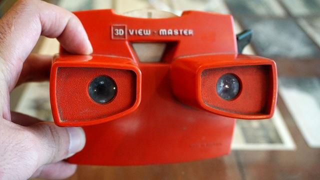 Ngắm món đồ chơi thực tế ảo đầu tiên của nửa thế kỷ trước tại Việt Nam - 3