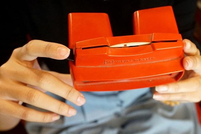 Ngắm món đồ chơi thực tế ảo đầu tiên của nửa thế kỷ trước tại Việt Nam - 2