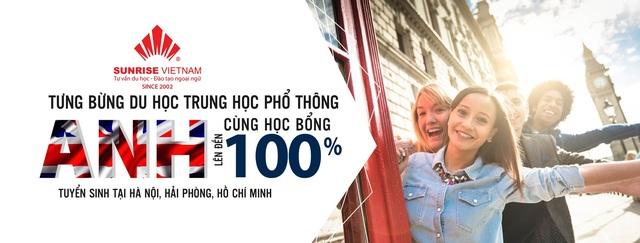 Lịch thi học bổng 40%- 100% học phí du học Anh, khóa GCSE- A Level- IB - 1