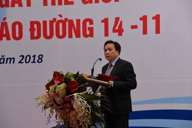 GS.TS Trần Ngọc Lương cảnh báo, căn bệnh đái tháo đường với triệu chứng âm thầm, không được phát hiện, điều trị sẽ gây nhiều biến chứng tim mạch, thận...