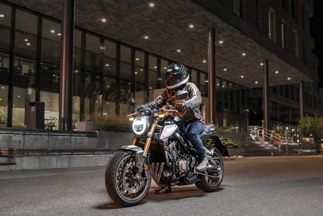 Triển lãm EICMA 2018: Honda đẩy mạnh phân khúc môtô hạng trung - 2