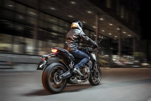 Honda CB650R phiên bản 2019