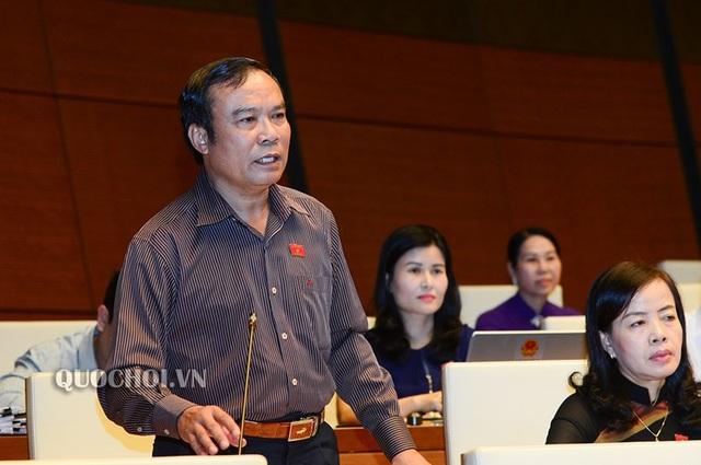 Đại biểu Nguyễn Bá Sơn đoàn TP Đà Nẵng nói về vụ lái xe container bị phạt 6 năm tù