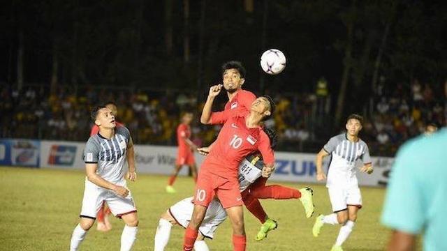 Singapore quyết đi tìm chiến thắng trước Timor Leste