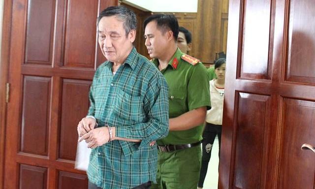 Bị cáo Nguyễn Văn Đồng