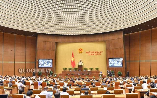 Quốc hội tiếp tục thảo luận về tình hình tham nhũng.