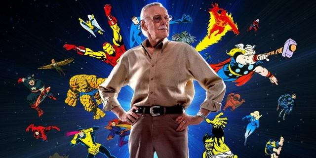 """Stan Lee, """"cha đẻ"""" của hàng loạt siêu anh hùng nổi tiếng, qua đời ở tuổi 95"""