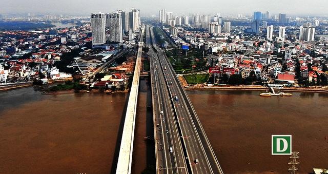 Cầu metro sông Sài Gòn là 1 trong những cầu đặc biệt của tuyến metro Bến Thành – Suối Tiên