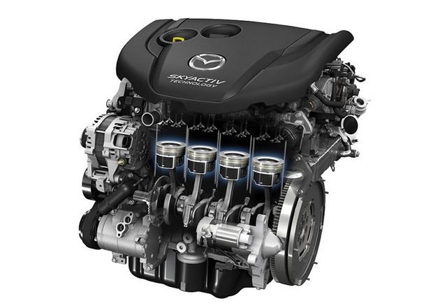 Công nghệ SkyActiv-D (động cơ diesel) và cả SkyActiv-G có tỉ số nén cao - 14:1, và nguyên nhân của đợt triệu hồi này là vật liệu lò xo xu-páp trên động cơ diesel không chịu nổi lực nén quá lớn như vậy.