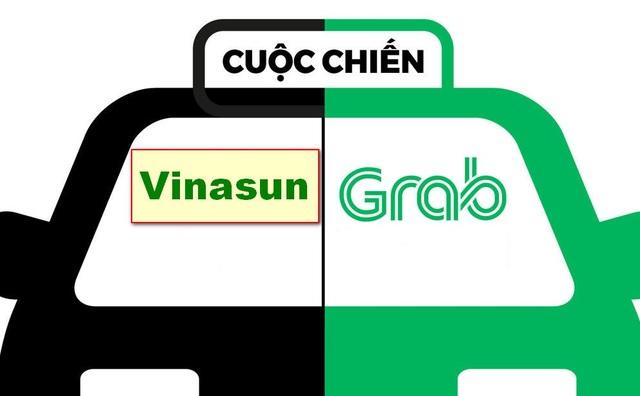 Cuộc chiến giữa Vinasun-Grab vẫn chưa đi đến hồi kết.