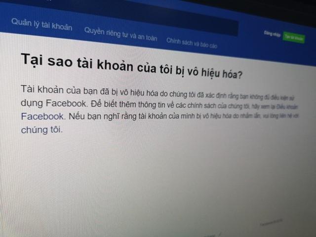 Có nhiều lý do dẫn tới việc tài khoản Facebook gặp vấn đề và không thể truy cập, tuy nhiên đại diện của Sơn Tùng M-TP đã không đưa ra bất kỳ phản hồi nào liên quan tới những lần biến mất khó hiểu.