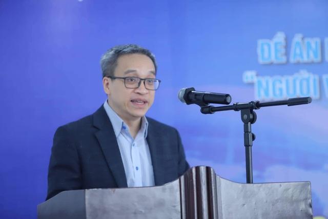 Thứ trưởng Bộ TT-TT Phan Tâm phát biểu tại Hội thảo