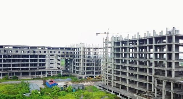 Nam Định đang xin Chính phủ cho phép sử dụng nguồn ngân sách địa phương để tái khởi động xây dựng và hoàn thành dự án.