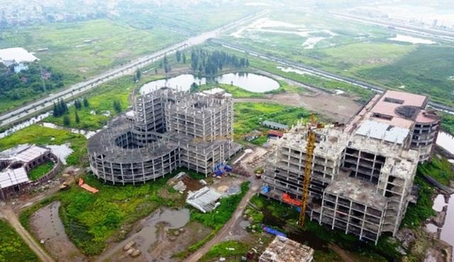 Dự án xây dựng bệnh viện 700 giường được xem là công trình y tế trọng điểm của vùng nam đồng bằng sông Hồng.