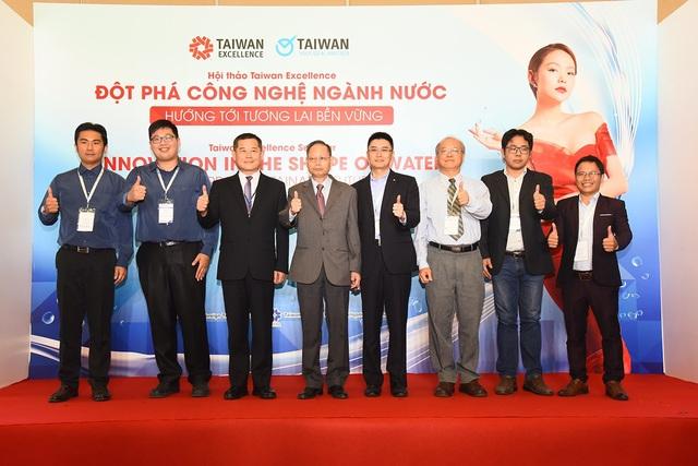 Các đại biểu và diễn giả tại hôi thảo Taiwan Excellence