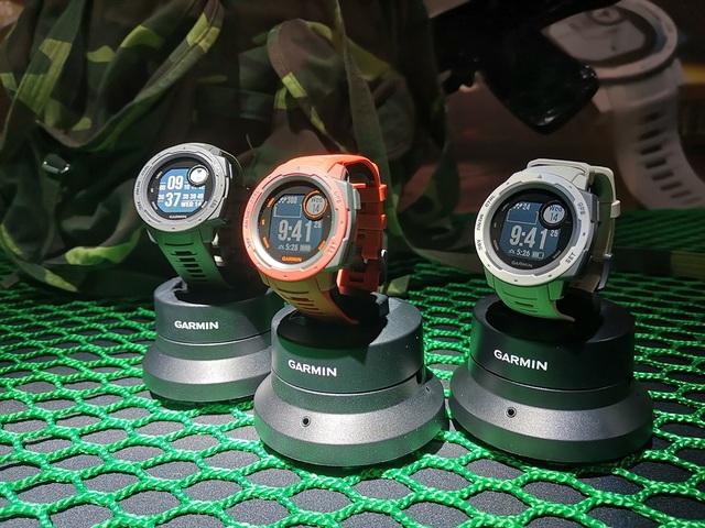 Garmin mang đồng hồ đạt tiêu chuẩn quân đội đầu tiên về Việt Nam, giá 7,5 triệu đồng - 2