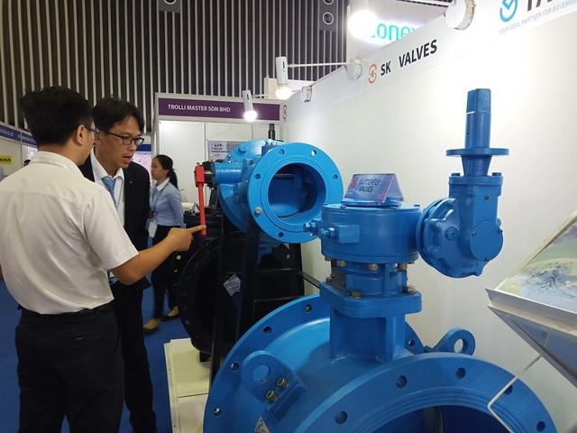 Gian của SK Valves giới thiệu các dòng van nước