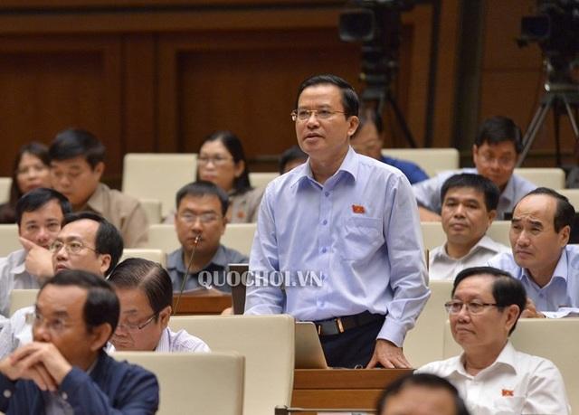 Phó Chủ nhiệm UB Tư pháp Nguyễn Văn Pha chia sẻ chuyện tham giia giải quyết vụ khiếu kiện kéo dài 14 năm