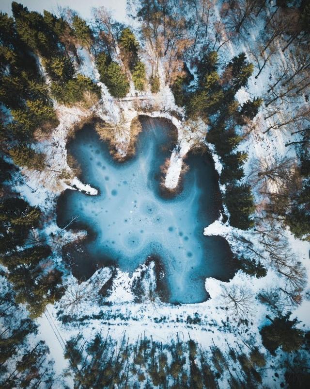 Bay qua địa đàng ngắm những phong cảnh đẹp như mơ khi nhìn từ trên cao - 12