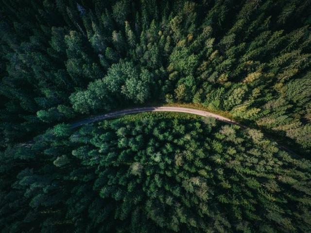 Bay qua địa đàng ngắm những phong cảnh đẹp như mơ khi nhìn từ trên cao - 6
