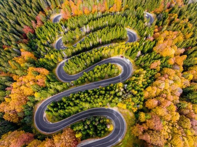 Bay qua địa đàng ngắm những phong cảnh đẹp như mơ khi nhìn từ trên cao - 10