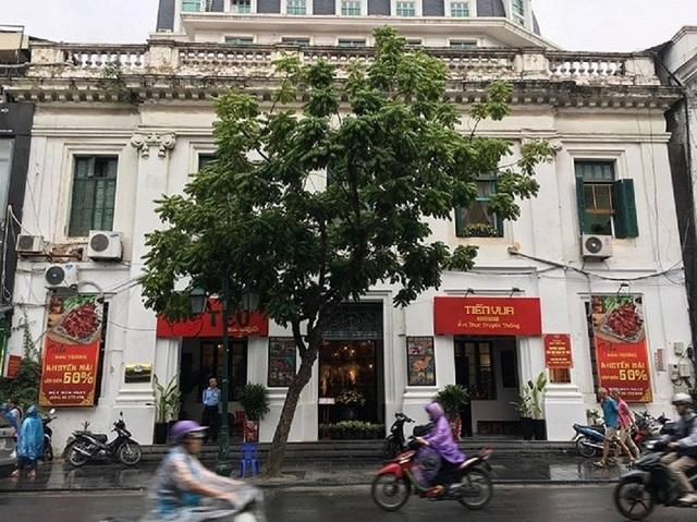 Thanh tra Chính phủ phanh phui nhiều vi phạm trong việc bán Agrexport Hà Nội (Ảnh: Thanh tra)
