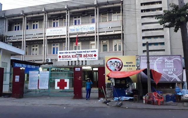 Những sai phạm tại Trung tâm Y tế TP Quy Nhơn trong công tác quản lý thu - chi tài chính.