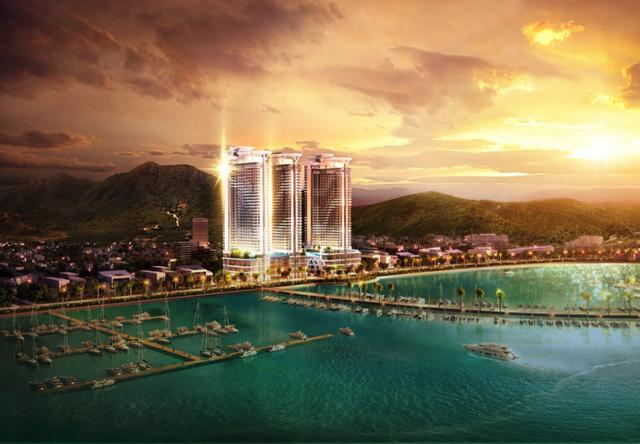 Chủ đầu tư Swisstouches La Luna Resort tiếp tục mở bán hơn 600 căn hộ tòa tháp The Diamond