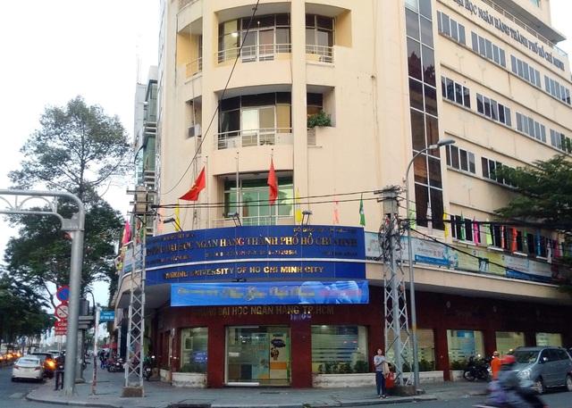 Trường ĐH Ngân hàng TPHCM