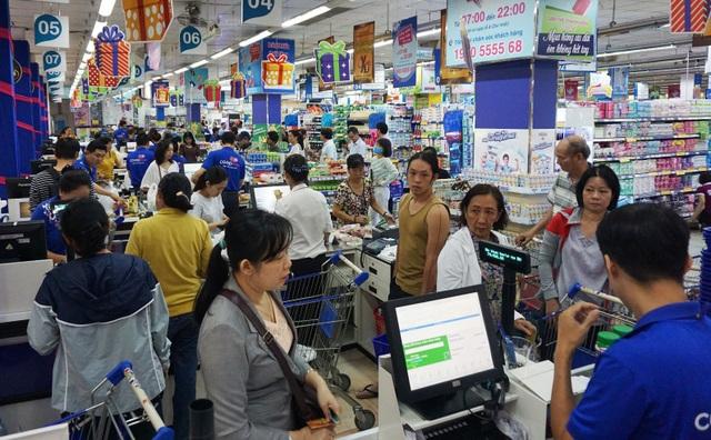 Co.opmart tiếp tục tung chương trình giảm giá sốc với nhiều sản phẩm tiêu dùng