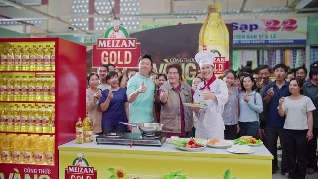 Meizan Gold là bí quyết cho các món ăn thơm ngon khó cưỡng