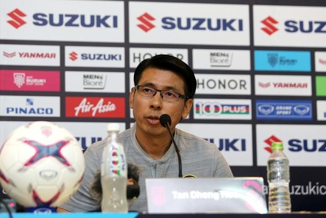 HLV Malaysia đã sẵn sàng cho trận đấu then chốt ở sân Mỹ Đình