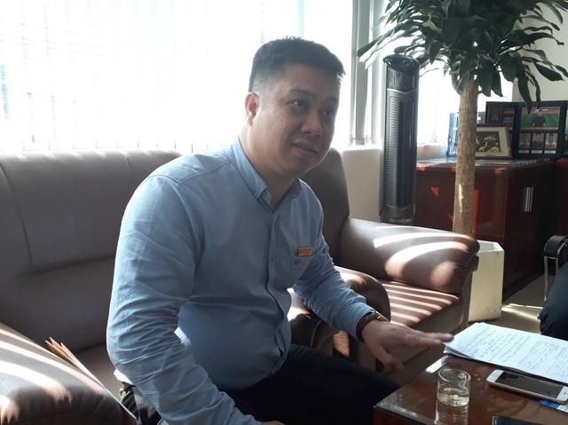 PGS.TS Nguyễn Đức Trung, Phó Hiệu trưởng Trường ĐH Ngân hàng TPHCM giải đáp vấn đề sinh viên bức xúc