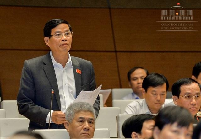 Đại biểu Phạm Trí Thức mong các giáo sư, chuyên gia giáo dục đúc kết một triết lý cho giáo dục Việt Nam