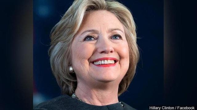 Bà Hillary Clinton. Ảnh: FACEBOOK
