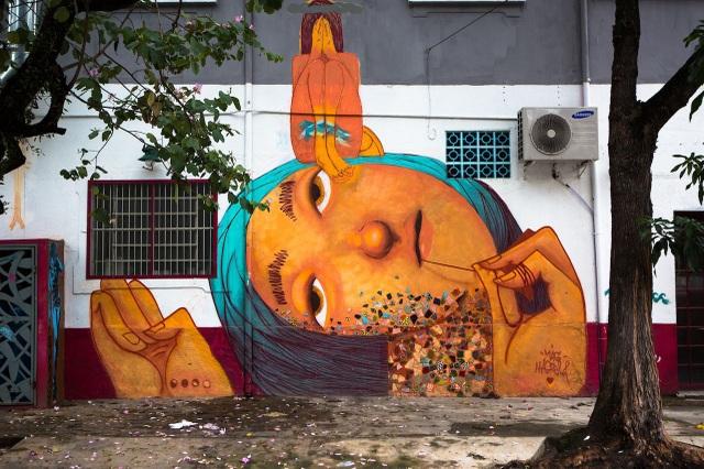 9 thủ đô nổi tiếng thế giới về nghệ thuật đường phố - 1