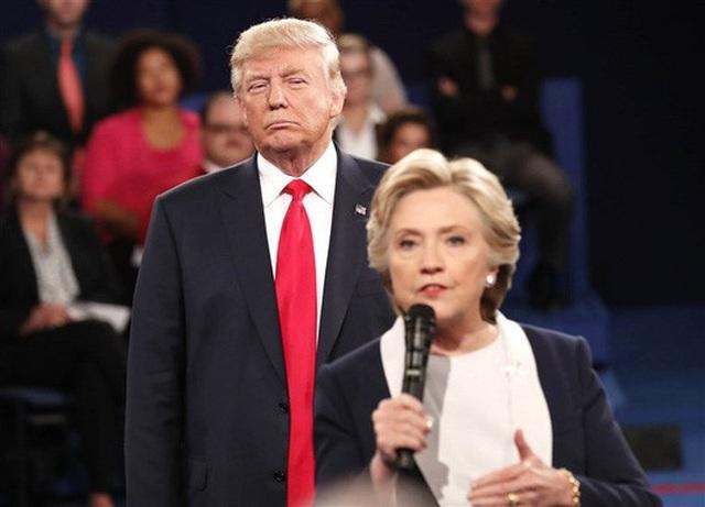 Theo phân tích của đài CNN, bà Clinton không có cửa thắng khi trở lại đường đua vào Nhà Trắng. Ảnh: REUTERS