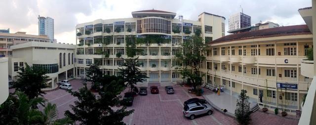 Trường Cao đẳng Sư phạm Trung ương.