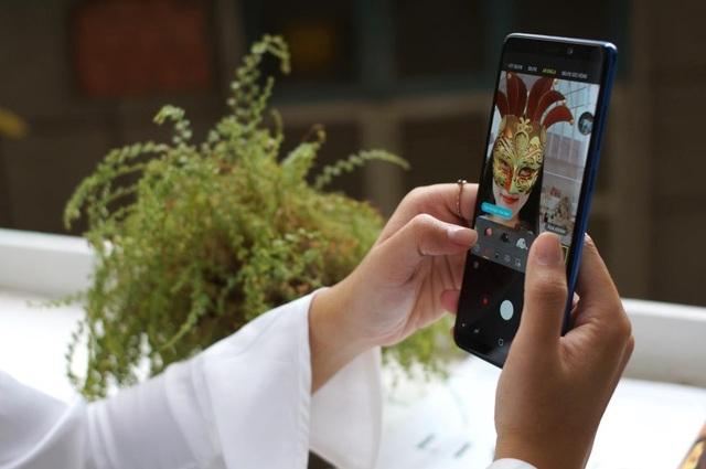 Cuộc đua smartphone đa camera và những người tiên phong - 2