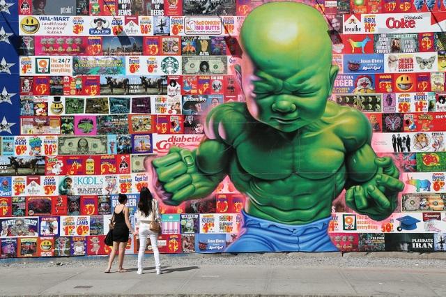 9 thủ đô nổi tiếng thế giới về nghệ thuật đường phố - 4
