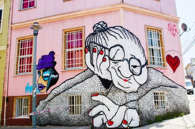 9 thủ đô nổi tiếng thế giới về nghệ thuật đường phố - 6