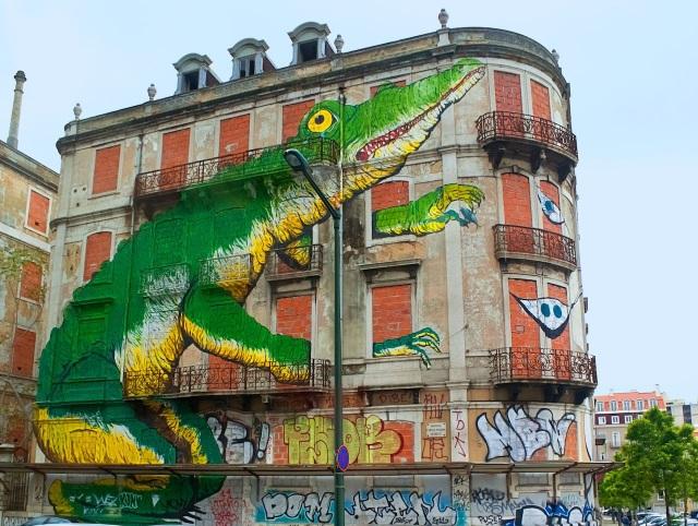 9 thủ đô nổi tiếng thế giới về nghệ thuật đường phố - 9