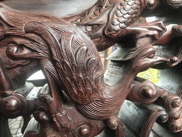Thương lái Trung Quốc càn quét đồ gỗ trắc, 4 bộ ghế trả luôn 1 triệu USD - 8