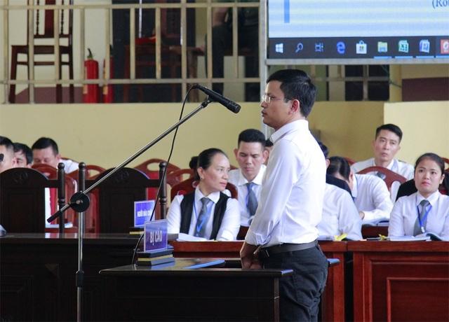 Bị cáo Trương Đức Đô.